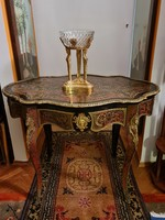 Old boulle table (small)
