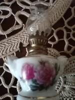 Pink porcelain lantern