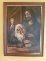 Mihail Volkov Festmény.