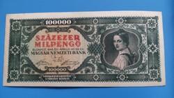 100 000 mil pengő 1946