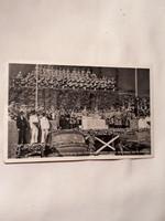 Adolf Hitler és a VW 1938 képeslap