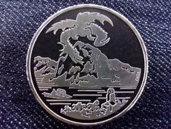 Svájc A Breno-i sárkámy .835 ezüst 20 Frank 1996 B PP (id10677)