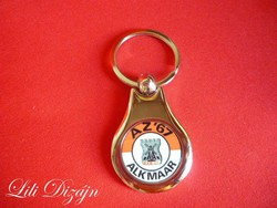 The '67 alkmaar metal keychain