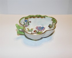 Herend Victoria pattern sugar bowl