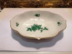 Viennese altwien porcelain bowl