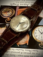 Russian antique watch collection! Pobeda, special!