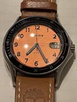 Very nice retro original police quartz watch for sale! Price: 17000.-