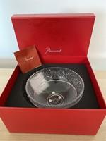 Baccarat arabesque crystal bowl