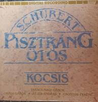 Schubert: trout five lp vinyl record vinyl