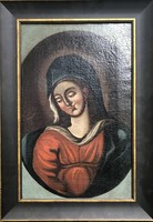 Mary, painting xvii. End of century
