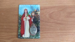 Holy image with pendant