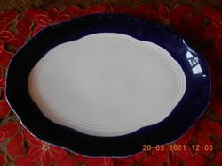 Zsolnay pompadour glazed fried bowl