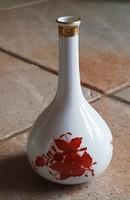 Herend apponyi orange vase