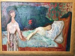 Zemplényi Magda: Züzü beteg
