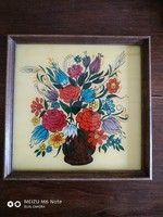 Wooden frame picture 20 cm