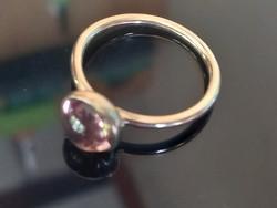 Pandora ezüst gyűrű Fellebbez Krisztina részére