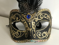 Velencei karneváli maszk, Új
