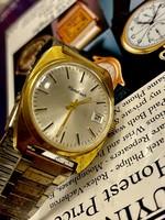 Gyűjteményi Centaur Uhr Handaufzug Vintage Retro Sammler Germany