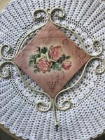 Pink vintage hanger