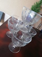 6 pcs glass cups