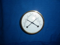 Hygrometer humidity meter and thermometer