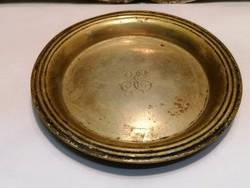 Christofle silver plated alpaca tray