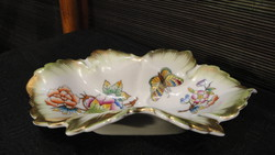 Herend, Victorian patterned ashtray
