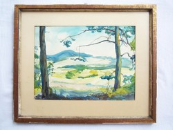 L. Capeller painting