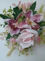 Door decoration - orchid rose