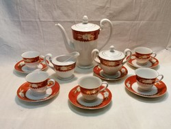 Old marked chinese coffee set