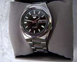 Seiko 5 automatic men's watch original made in japan