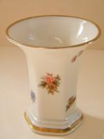 Art deco (Bavaria PMS Favorit) virágos kis váza