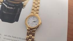 Beautiful women's lorus (seiko) quartz watch in vending machine as well.