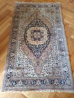 Hand-knotted bidjar rug 93x163 cm