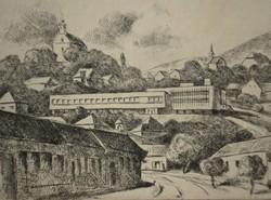 Jurida Károly (1935 -) - high school in Pécs