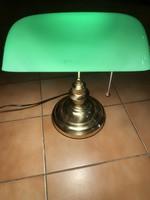 Retro Szarvasi vas-fem lampa 1ft-rol