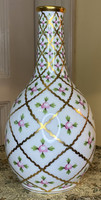About one forint - a Herend vase with a special shape and pattern