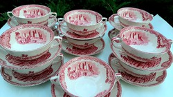 English soup cups