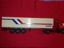 Old giant hungarocamion iveco 73 cm long model / mockup truck car according to the pictures