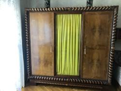 Lingel 3-door wardrobe
