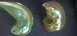 Zsolnay eosin figural porcelain