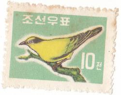 North Korea commemorative stamp 1961