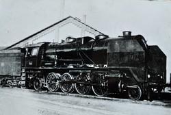 Steam locomotive 424