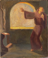 Cubist painter from the 1920s with a guarantee of temptation