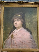 Deák-Ébner Lajos: Női portré
