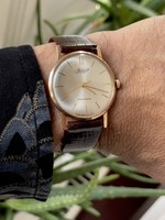 Collectors attention! Vinpel 14 carat Russian gold watch