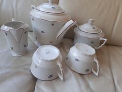 Zsolnay tea set