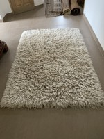 Long haired kika rug 120x170