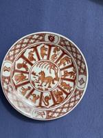 Chinese horoscope porcelain plate