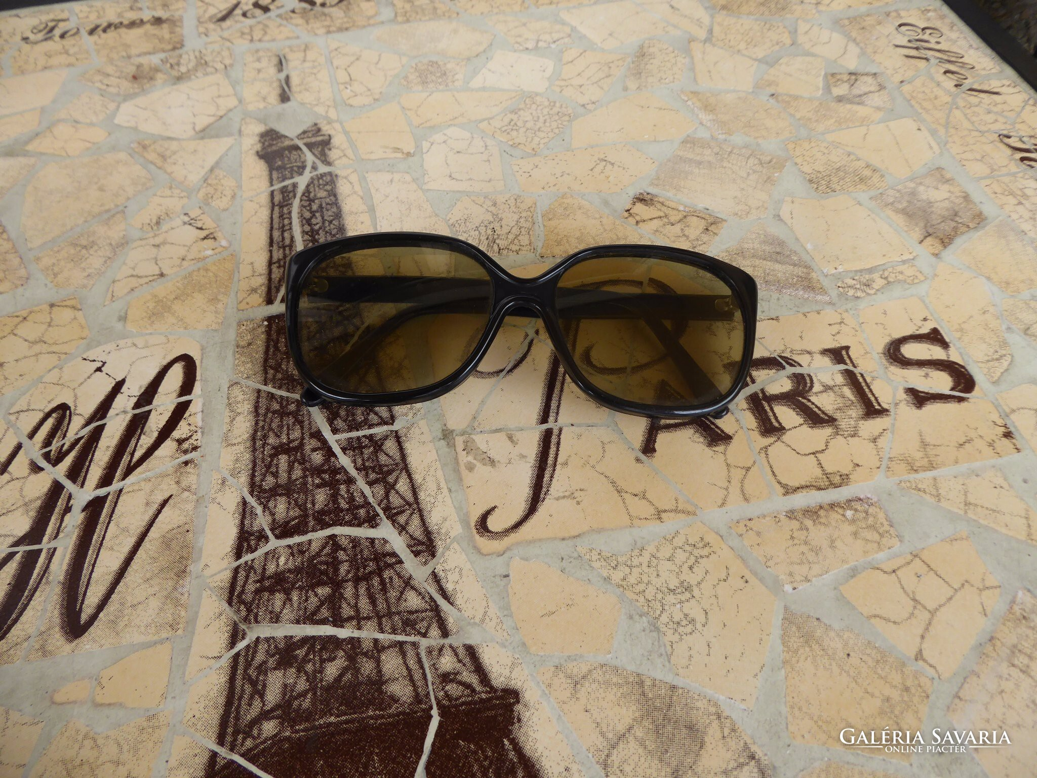 Régi Retro napszemüveg 80-s évek - Wardrobe  ed5b9634a0